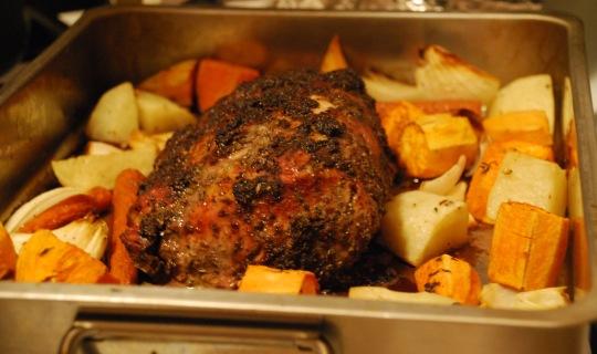 pork cooking
